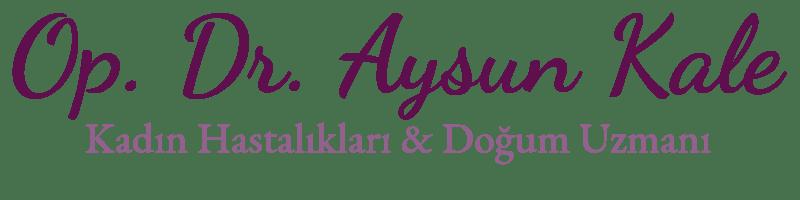 Op. Dr. Aysun Kale - Mersin